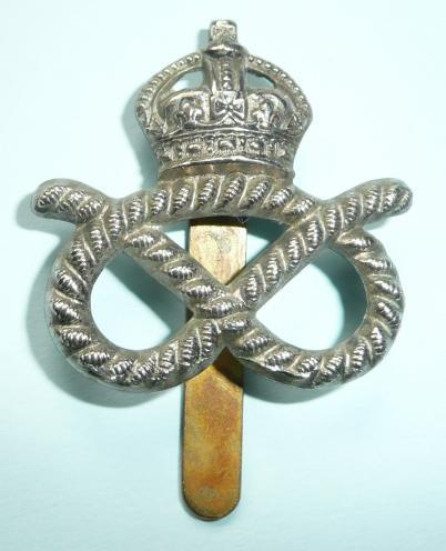 5 - The Staffordshire Yeomanry ( Queen 's Own Royal Regiment ) Cap Badge - Gaunt