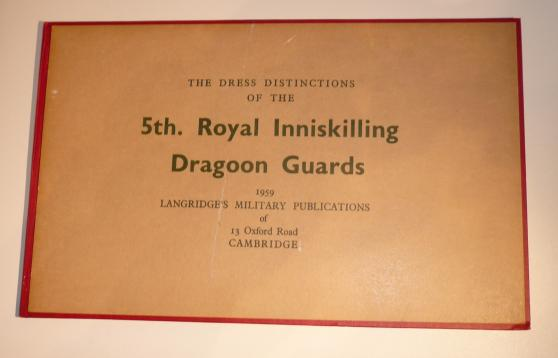 Langridge Dress Distinctions of the 5th Royal Inniskilling Dragoon Guards - Privately Bound